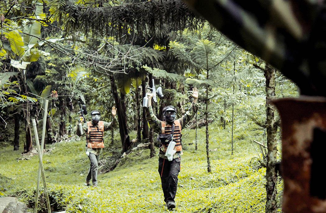 Paintball Puncak Bogor