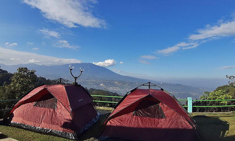 Tenda Camping Puncak
