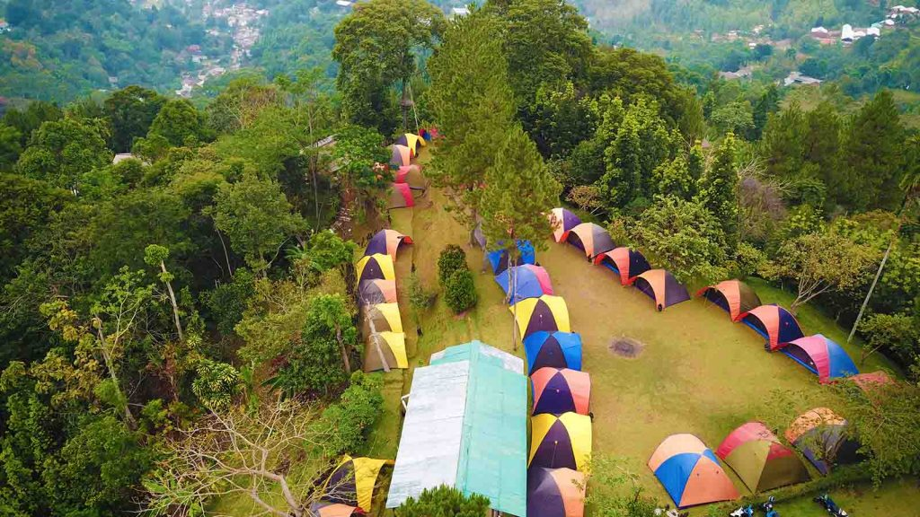 Lokasi Camping Bogor