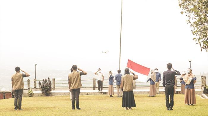 Upacara Bendera 17 Agustus 2020 di Bogor